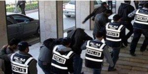 Konya'da dev operasyon: 50 gözaltı!