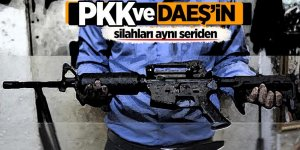 PKK ve DAEŞ'ın silahları aynı seriden