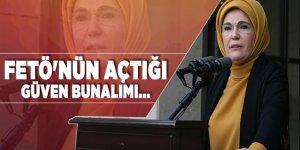 Emine Erdoğan vaiz ve vaizeleri kabul etti