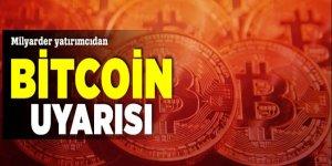 Milyarder yatırımcıdan bitcoin uyarısı