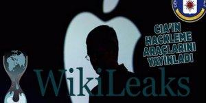 WikiLeaks CIA'ın hackleme araçlarını yayınladı