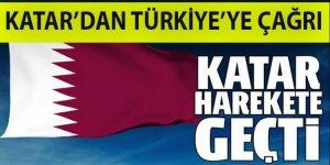 Katar'dan Türklere çağrı: Yatırıma gelin