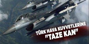 Türk Hava Kuvvetlerinde mezuniyet heyecanı!