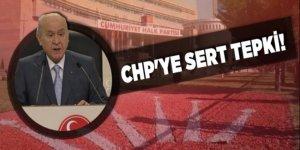 Bahçeli'den CHP'ye sert tepki!