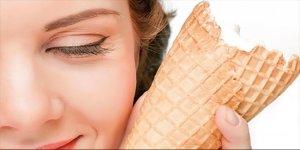 Dondurma strese iyi geliyormuş