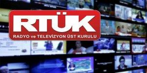 RTÜK'ten medya kuruluşlarına yönelik duyuru