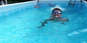 Havuza girenlere önemli uyarı