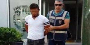Antalya'da balkon sapığı yakalandı