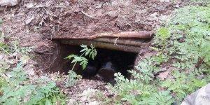 PKK'ya ait 14 sığınak yerle bir edildi!