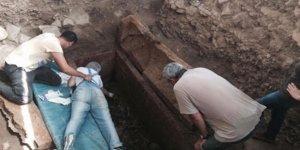 2500 yıllık mezar açıldı!