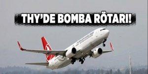 THY uçağında 'bomba' kelimesi rötar yaptırdı