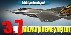 Türkiye'de alıyor! 3.7 milyar ödeme yapıldı bile