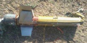 Doğubayazıt'ta tanksavar füzesi bulundu!