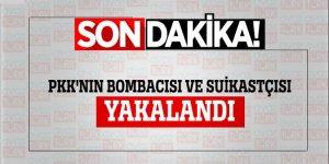 PKK'nın bombacısı ve suikastçısı yakalandı
