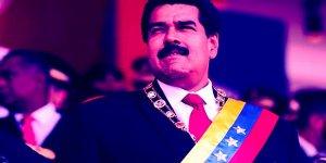 ABD, Venezuela Devlet Başkanı Maduro'yu kara listeye aldı