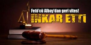 FETÖ'cü Albay, Adil Öksüz'le İlgili Sözlerini Mahkemede İnkar Etti