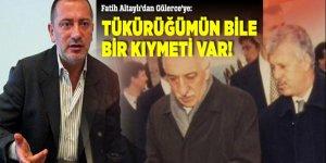 Fatih Altaylı'dan Gülerce'ye sert cevap!