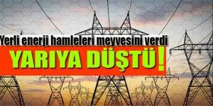 Türkiye'nin Elektrik İthalatı Faturası Yüzde 51 Azaldı
