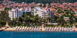 Marmaris'te otellerin yüzde 70'i satılığa çıktı
