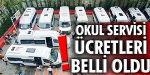 Ankara ve İzmir'de Okul Servisi Ücretleri Belli Oldu