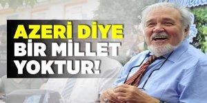 İlber Ortaylı'dan Azeri milleti açıklaması!