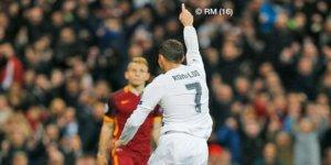 Real Madrid Roma'ya aynı tarifeyi uyguladı