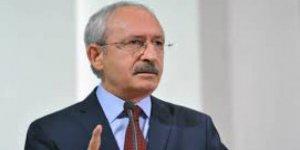 Vekillerden Cumhurbaşkanı'na hakaret eden Kılıçdaroğlu'na suç duyurusu
