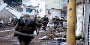 Sur'da çatışma: 4 terörist öldürüldü!