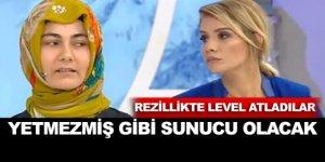 Skandal gelin adayı rezilliklerine Flaş TV'de devam edecek