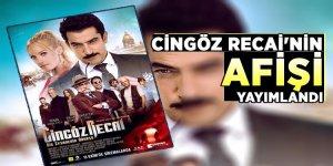 Cingöz Recai'nin afişi yayımlandı