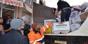 'Sur'daki Muhacirlere Ensar Olalım Kampanyası'