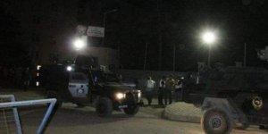 Nusaybin'de zırhlı polis aracına bombalı saldırı