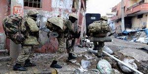 Sur'da eve gizlenen PKK'lılar ateş açtı!