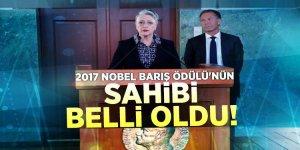 Nobel Barış Ödülü, nükleer karşıtı kampanyaya verildi