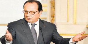 Hollande'dan küstah 'Türkiye' açıklaması