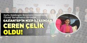 'Bir Hayal Bir Oyun' yarışmasının kazananı Ceren Çelik oldu!