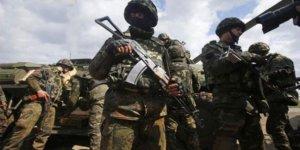 6 bin Rus askeri o bölgeye konuşlandı