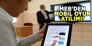 MEB'den mobil oyun atılımı!