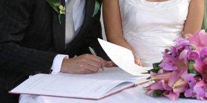 Evlenecek çiftlere test uygulanacak