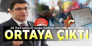 AVAZTÜRK belgelere ulaştı: AK Parti Genel Merkezi'ne 'FETÖ SANIĞI' atamışlar!
