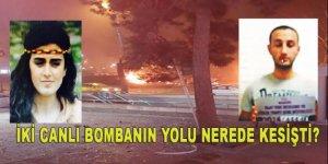 Selvi; 'İki canlı bombanın yolunun kesiştiği yeri' açıkladı
