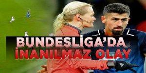 Bundesliga'da inanılmaz olay