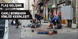 İşte İstiklal bombacısının kimliği!
