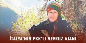 İtalya'nın PKK'lı nevruz ajanı yakalandı