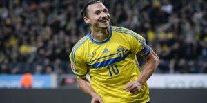 İsveç maçı öncesi şok İbrahimoviç kararı