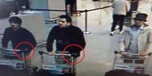 Bombaları havalimanına böyle soktular!