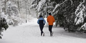 Soğuk havalarda spor tehlikeli