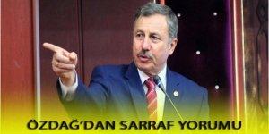 AK Partili Özdağ'dan, Reza Zarrab yorumu