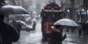 Meteoroloji uyardı! 4 ilde sağanak etkili olacak