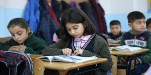 Kilis'te öğrenciler ders başı yaptı